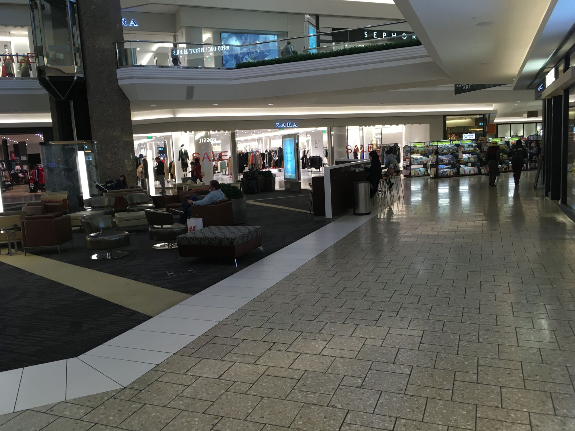 16 observations: exploring marketing at upscale Cherry Creek Mall in Denver, Colorado