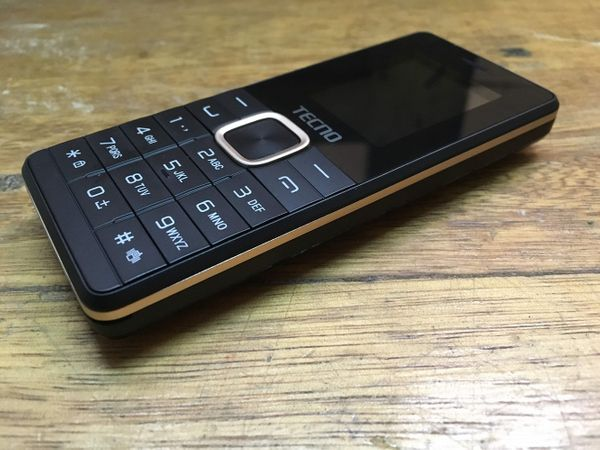 Review: the least expensive phone I found at a phone shop in Senegal